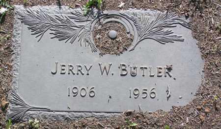 BUTLER, JERIMIAH WILLIAM - Yavapai County, Arizona | JERIMIAH WILLIAM BUTLER - Arizona Gravestone Photos