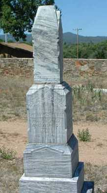 BUTLER, JAMES - Yavapai County, Arizona   JAMES BUTLER - Arizona Gravestone Photos