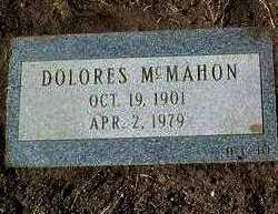 BUTLER MCMAHON, DELORES - Yavapai County, Arizona   DELORES BUTLER MCMAHON - Arizona Gravestone Photos