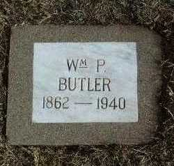 BUTLER, WILLIAM PATRICK - Yavapai County, Arizona   WILLIAM PATRICK BUTLER - Arizona Gravestone Photos