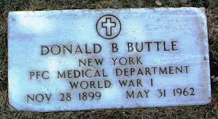 BUTTLE, DONALD B. - Yavapai County, Arizona | DONALD B. BUTTLE - Arizona Gravestone Photos