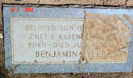 BYLER, BENJAMIN - Yavapai County, Arizona | BENJAMIN BYLER - Arizona Gravestone Photos