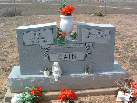 CAIN, HELEN CHERRY - Yavapai County, Arizona | HELEN CHERRY CAIN - Arizona Gravestone Photos