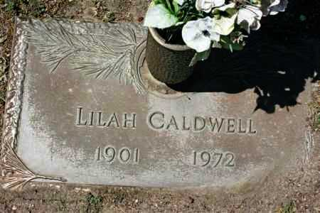 HIXSON CALDWELL, LILAH MAY - Yavapai County, Arizona | LILAH MAY HIXSON CALDWELL - Arizona Gravestone Photos