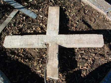 CAMANCHO, MARIA FALLECIO - Yavapai County, Arizona | MARIA FALLECIO CAMANCHO - Arizona Gravestone Photos
