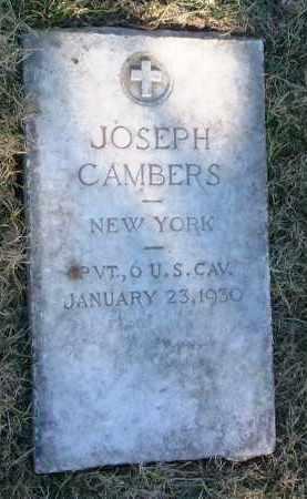 CAMBERS, JOSEPH - Yavapai County, Arizona | JOSEPH CAMBERS - Arizona Gravestone Photos