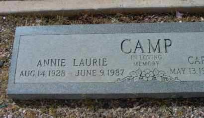 CAMP, ANNIE LAURIE - Yavapai County, Arizona | ANNIE LAURIE CAMP - Arizona Gravestone Photos