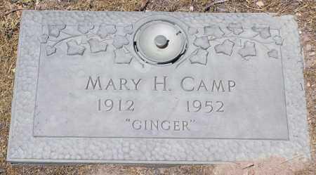 CAMP, MARY HELEN - Yavapai County, Arizona | MARY HELEN CAMP - Arizona Gravestone Photos