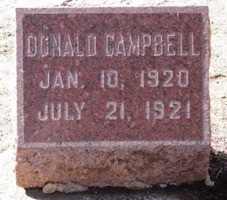 CAMPBELL, DONALD PRICE - Yavapai County, Arizona | DONALD PRICE CAMPBELL - Arizona Gravestone Photos