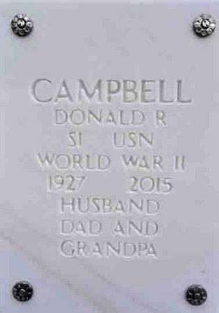 CAMPBELL, DONALD RUSSELL - Yavapai County, Arizona | DONALD RUSSELL CAMPBELL - Arizona Gravestone Photos