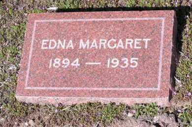 CAMPBELL, EDNA MARGARET - Yavapai County, Arizona | EDNA MARGARET CAMPBELL - Arizona Gravestone Photos
