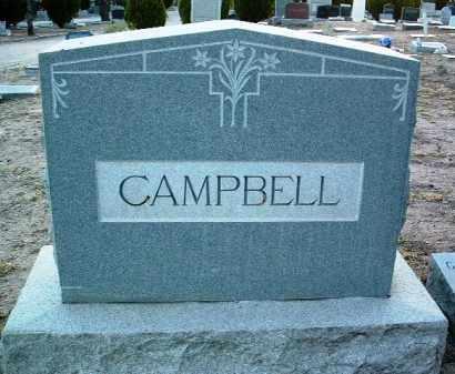 CAMPBELL, FAMILY STONE - Yavapai County, Arizona | FAMILY STONE CAMPBELL - Arizona Gravestone Photos