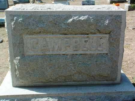 CAMPBELL, FAMILY STONE - Yavapai County, Arizona | FAMILY STONE CAMPBELL - Arizona Gravestone Photos