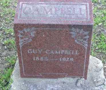 CAMPBELL, GUY HARVEY - Yavapai County, Arizona | GUY HARVEY CAMPBELL - Arizona Gravestone Photos