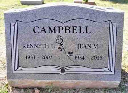 CAMPBELL, KENNETH LEON - Yavapai County, Arizona | KENNETH LEON CAMPBELL - Arizona Gravestone Photos