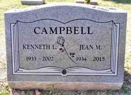 CAMPBELL, JEAN MADALYN - Yavapai County, Arizona | JEAN MADALYN CAMPBELL - Arizona Gravestone Photos