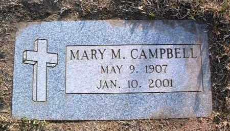 CAMPBELL, MARY MAGDALENE - Yavapai County, Arizona | MARY MAGDALENE CAMPBELL - Arizona Gravestone Photos