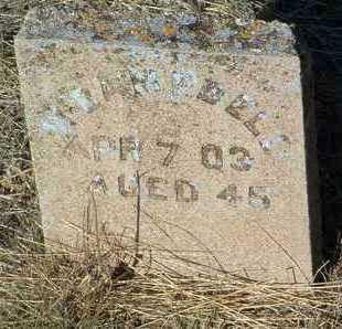 CAMPBELL, WILLIAM G. - Yavapai County, Arizona | WILLIAM G. CAMPBELL - Arizona Gravestone Photos