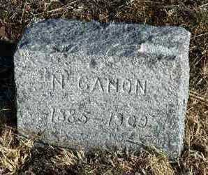 CANON, NICHOLAS - Yavapai County, Arizona   NICHOLAS CANON - Arizona Gravestone Photos