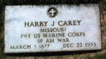 CAREY, HARRY J. - Yavapai County, Arizona | HARRY J. CAREY - Arizona Gravestone Photos