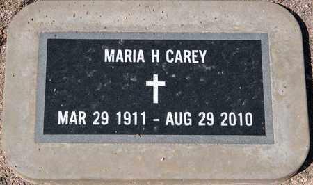 CAREY, MARIA - Yavapai County, Arizona | MARIA CAREY - Arizona Gravestone Photos