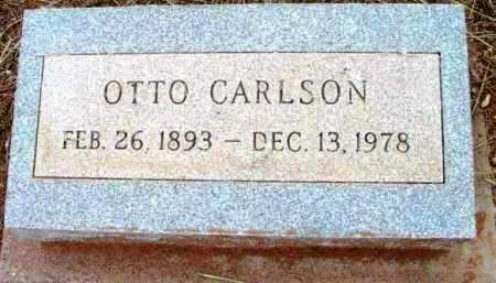 CARLSON, OTTO - Yavapai County, Arizona | OTTO CARLSON - Arizona Gravestone Photos