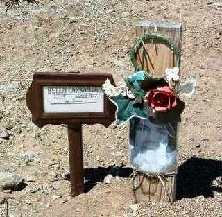 CARRANZA, BELEN - Yavapai County, Arizona | BELEN CARRANZA - Arizona Gravestone Photos