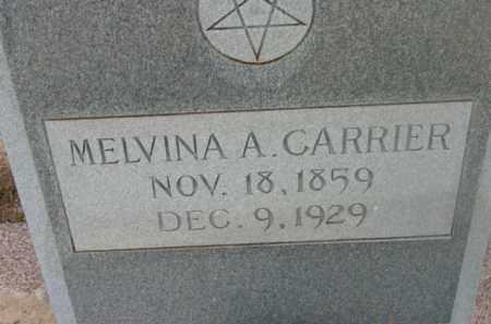 CARRIER, MELVINA ANN - Yavapai County, Arizona   MELVINA ANN CARRIER - Arizona Gravestone Photos