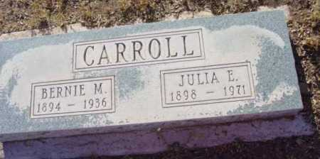 CARROLL, JULIA E. - Yavapai County, Arizona | JULIA E. CARROLL - Arizona Gravestone Photos