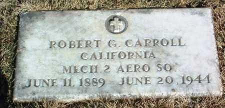 CARROLL, ROBERT G. - Yavapai County, Arizona | ROBERT G. CARROLL - Arizona Gravestone Photos