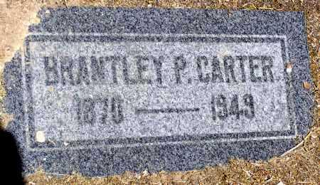 CARTER, BRANTLEY P. - Yavapai County, Arizona   BRANTLEY P. CARTER - Arizona Gravestone Photos