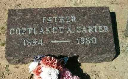 CARTER, CORTLANDT ARDEN - Yavapai County, Arizona | CORTLANDT ARDEN CARTER - Arizona Gravestone Photos