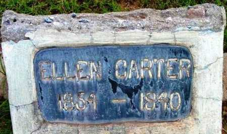 CARTER, ELLEN KIRKNEY - Yavapai County, Arizona | ELLEN KIRKNEY CARTER - Arizona Gravestone Photos
