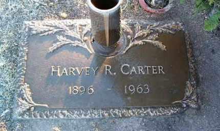CARTER, HARVEY RUDY - Yavapai County, Arizona | HARVEY RUDY CARTER - Arizona Gravestone Photos