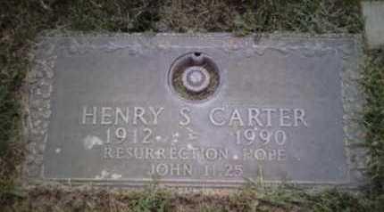 CARTER, HENRY SAMUEL - Yavapai County, Arizona | HENRY SAMUEL CARTER - Arizona Gravestone Photos