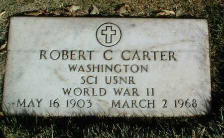 CARTER, ROBERT C. - Yavapai County, Arizona   ROBERT C. CARTER - Arizona Gravestone Photos