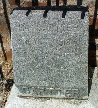 CARTTER, HARLEY HIGH, JR. - Yavapai County, Arizona   HARLEY HIGH, JR. CARTTER - Arizona Gravestone Photos