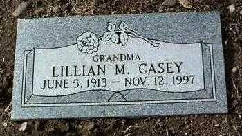 CASEY, LILLIAN MARIE - Yavapai County, Arizona | LILLIAN MARIE CASEY - Arizona Gravestone Photos