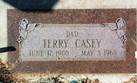 CASEY, TERRY - Yavapai County, Arizona | TERRY CASEY - Arizona Gravestone Photos