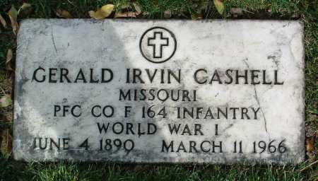 CASHELL, GERALD IRVIN - Yavapai County, Arizona   GERALD IRVIN CASHELL - Arizona Gravestone Photos