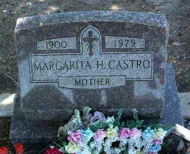CASTRO, MARGUARITA - Yavapai County, Arizona   MARGUARITA CASTRO - Arizona Gravestone Photos