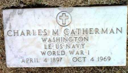 CATHERMAN, CHARLES MOSES - Yavapai County, Arizona   CHARLES MOSES CATHERMAN - Arizona Gravestone Photos