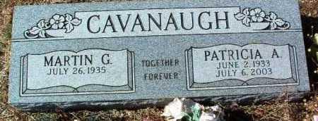 CAVANAUGH, PATRICIA ANNE - Yavapai County, Arizona | PATRICIA ANNE CAVANAUGH - Arizona Gravestone Photos