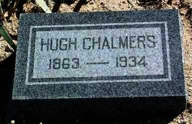 CHALMERS, HUGH - Yavapai County, Arizona | HUGH CHALMERS - Arizona Gravestone Photos