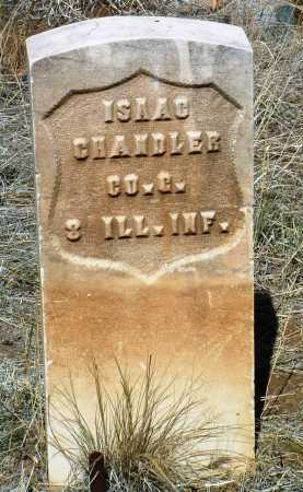 CHANDLER, ISAAC (IKE) - Yavapai County, Arizona   ISAAC (IKE) CHANDLER - Arizona Gravestone Photos