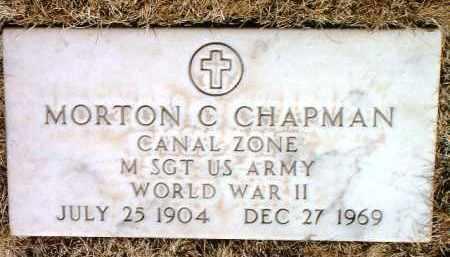 CHAPMAN, MORTON C. - Yavapai County, Arizona | MORTON C. CHAPMAN - Arizona Gravestone Photos