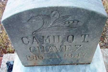 CHAVEZ, CAMILO T. - Yavapai County, Arizona | CAMILO T. CHAVEZ - Arizona Gravestone Photos