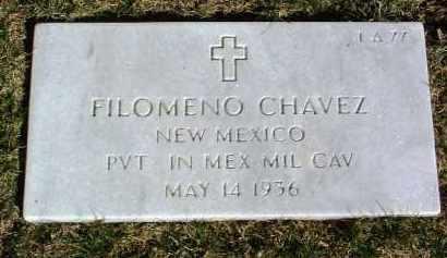 CHAVEZ, FILOMENO - Yavapai County, Arizona | FILOMENO CHAVEZ - Arizona Gravestone Photos