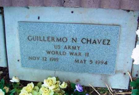 CHAVEZ, GUILLERMO N. - Yavapai County, Arizona | GUILLERMO N. CHAVEZ - Arizona Gravestone Photos