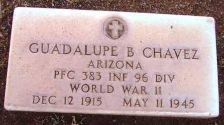CHAVEZ, GUADALUPE B. - Yavapai County, Arizona | GUADALUPE B. CHAVEZ - Arizona Gravestone Photos